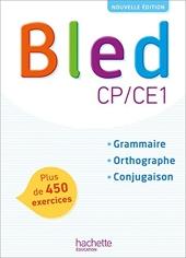 Bled CP/CE1 - Manuel de l'élève - Edition 2018 de Daniel Berlion
