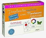 J'explore les couleurs (en français et en anglais) avec Montessori - 163 cartes pour développer le vocabulaire et la créativité