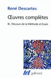 OEuvres complètes, VIII:Correspondance 1, 2 de René Descartes (24 octobre 2013) Broché - 24/10/2013