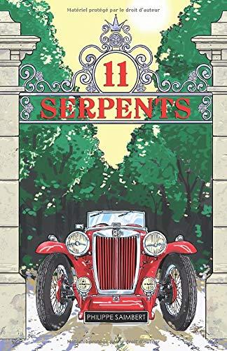 11 serpents