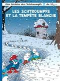 Les Schtroumpfs Lombard - Tome 39 - Les Schtroumpfs et la tempête blanche