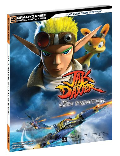 Jak and Daxter The Lost Frontier Official Strategy Guide