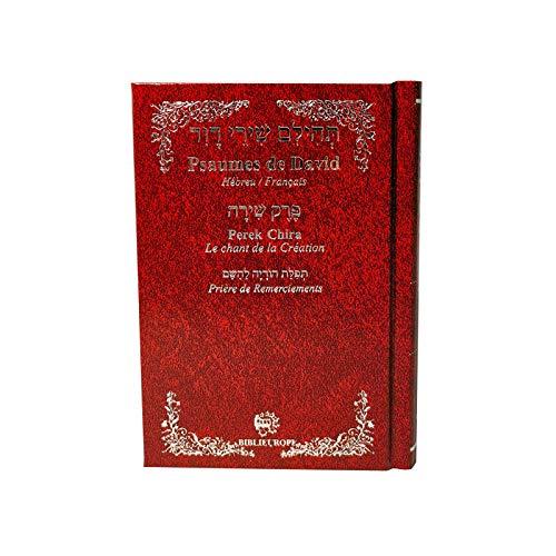 Psaumes de David - Hébreu Français - Bordeaux