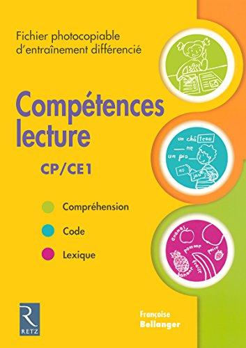 Compétences lecture CP-CE1 Fichier photocopiable