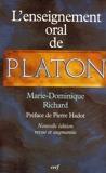 L'Enseignement oral de Platon
