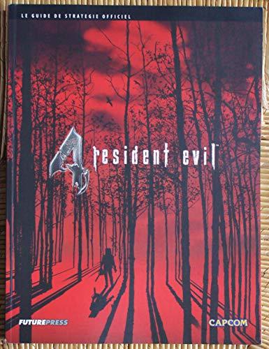 Resident Evil 4 Le guide de stratégie officiel