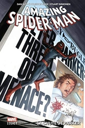 Amazing Spider-Man T01 - La chute de Parker de Dan Slott
