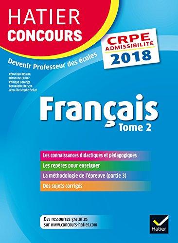 Hatier Concours CRPE 2018