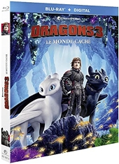 Dragons 3 - Le Monde caché [Blu-Ray]