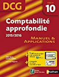 Comptabilité approfondie 2015/2016