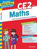 Ce2 Maths Cahier Du Jour Cahier Du Soir