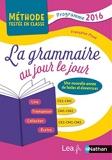 La Grammaire au jour le jour - Contenus année 3 - CE2/CM1/CM2 - Nathan - 03/05/2018