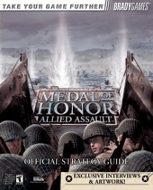 Medal of Honor - Allied Assault Official Strategy Guide de Mark H. Walker
