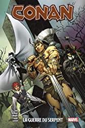 Conan - La guerre du Serpent de Jim Zub