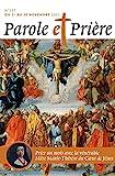 Parole et prière n°137 novembre 2021 - Vénérable Mère Marie-Thérèse du Coeur de Jésus