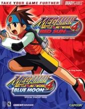 MegaMan? Battle Network 4 - Red Sun & Blue Moon Official Strategy Guide de Greg Sepelak