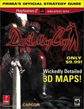 Devil May Cry - Prima's Official Strategy Guide de Prima Development