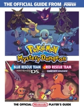 Official Nintendo Pokémon Mystery Dungeon - Blue Rescue Team/Red Rescue Team Player's Guide