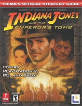 Indiana Jones and the Emperor's Tomb - Prima's Official Strategy Guide de Prima Development