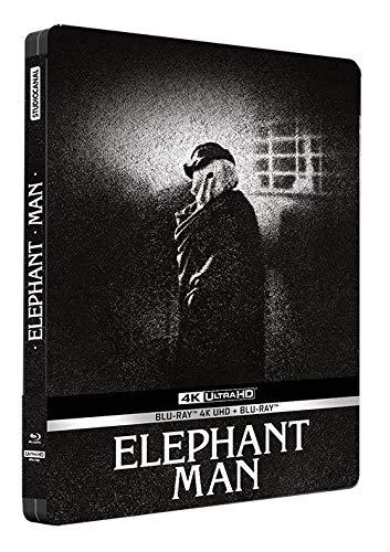 Elephant Man [4K Ultra HD + Blu-Ray-Édition boîtier SteelBook]