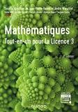 Mathématiques Tout-en-un pour la Licence 3 - 2e éd. - Cours complet avec applications et 300 exercic