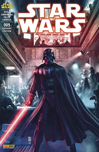 Star Wars n°9 (Couverture 2/2)