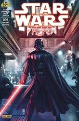 Star Wars n°9 (Couverture 2/2) de Charles Soule