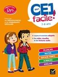 Mon CE1 facile ! adapté aux enfants DYS ou en difficulté d'apprentissage - Toutes les matières
