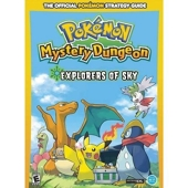 Pokemon Mystery Dungeon - Explorers of Sky: Prima Official Game Guide de Prima Games
