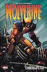 Wolverine ennemi d'état de MILLAR-M+ROMITA JR-J