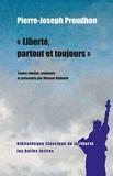 Liberté, partout et toujours (Bibliothèque classique de la liberté t. 14) - Format Kindle - 20,99 €