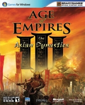 Age of Empires III - The Asian Dynasties Official Strategy Guide de BradyGames