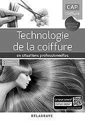 Technologie coiffure en situations professionnelles CAP coiffure - Livre du professeur, Edition 2018 de PHILIPPE CAMPART
