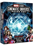 Marvel Studios Cinematic Universe - Phase 1-6 Films [Blu-Ray]