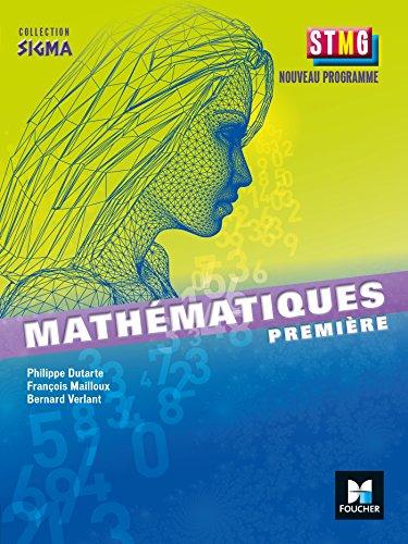 Mathématiques 1e Stmg