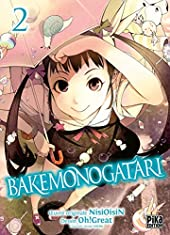 Bakemonogatari - Tome 2 de NisiOisiN