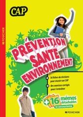 Prévention santé environnement CAP de Sylvie Crosnier