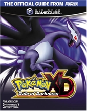 Official Nintendo Pokémon XD - Gale of Darkness Player's Guide