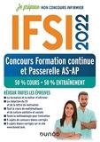 IFSI 2022 Concours Formation continue et Passerelle AS-AP - 50% Cours - 50% Entraînement - 50% Cours - 50% Entraînement - Réussir toutes les épreuves 2022
