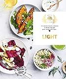 Light - 65 recettes variées, colorées et pleines de goût pour manger plus léger