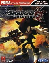 Shadow The Hedgehog - Prima Official Game Guide de Kaizen Media Group