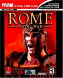 Rome - Total War - Official Strategy Guide by Prima Temp Authors (24-Sep-2004) Paperback - Prima Games (24 Sept. 2004) - 24/09/2004