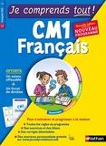 Je comprends tout - Monomatière - Français CM1 - Je comprends tout - 375 exercices + cours - conforme au programme de CM1