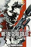Metal Gear Solid 2 - The Novel: Sons of Liberty - Del Rey - 24/11/2009