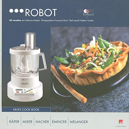 Robot krups cook book