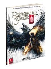 Dungeon Siege III - Prima Official Game Guide de Stephen Stratton