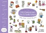 Fête d'anniversaire chez la famille Pompon - Mon livre-circuit des jours