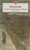 Le Rêve d'un homme ridicule et autres nouvelles de Fédor Dostoïevski ( 1997 ) - LGF - Livre de Poche (1997)