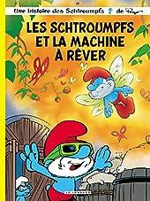 Les Schtroumpfs Tome 37 - Les Schtroumpfs Et La Machine À Rêver de JOST Alain