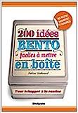 200 idées bento faciles à mettre en boîte de Sabine Duhamel ( 18 octobre 2010 ) - 18/10/2010
